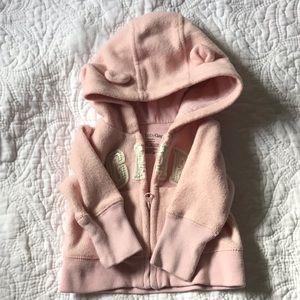 Baby gap fleece sweater